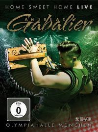 Cover Andreas Gabalier - Home Sweet Home Live - Olympiahalle München [DVD]